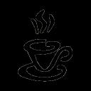 Hot Coffey Design logo icon