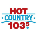 Hot Country 103 logo icon