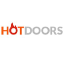 Hotdoors logo icon