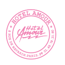 Hotel Amour logo icon