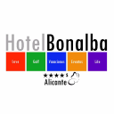 Hotel Bonalba Alicante logo icon