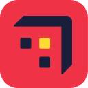 Hoteles logo icon