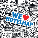 Hotel Map Pro Account logo icon