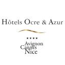 Hôtels Ocre Azur logo icon