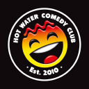 Hot Water Comedy Club logo icon