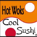 Hot Woks Cool Sushi logo icon