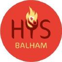 Hot Yoga South logo icon