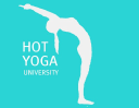 Hot Yoga University logo icon