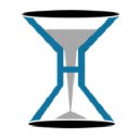 Hourglass News logo icon