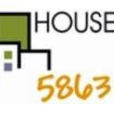 House 5863 Bed & Breakfast Chicago logo