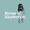 House Of Illustration logo icon