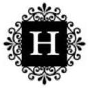 Houseoflingerie logo icon