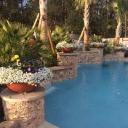 Houston Cool Pools logo