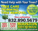 Houston Tree Removal logo icon
