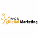 How 2 Do Digital Marketing logo icon