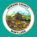 Howard County D logo icon