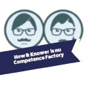 How & Knower logo icon