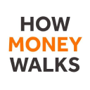 How Money Walks logo icon
