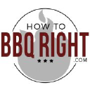How To Bbq Right logo icon