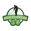 How To Break 80 logo icon