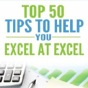 How To Excel At Excel logo icon