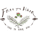 howtohairgirl.com logo icon
