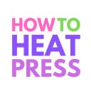 How To Heat Press logo icon
