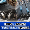 How To Make Electronic Music logo icon