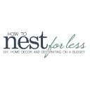 How To Nest For Less logo icon