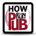 How To Run A Pub logo icon