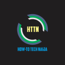 Howto Tech Naija logo icon
