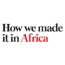 How We Made It In Africa logo icon