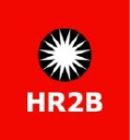 Hr2 B logo icon