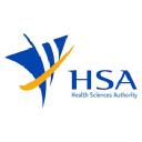 Health Sciences Authority logo icon