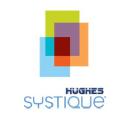 Hughes Systique logo icon