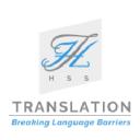 Hss Translation logo icon