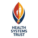 Health Systems Trust logo icon