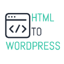 Html To Word Press logo icon