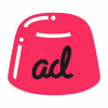 Adjelly.com logo