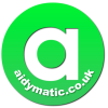 Aidymatic.co.uk logo
