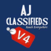 Ajclassifieds.net logo