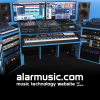 Alarrecordingstudio.com logo