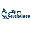 Alexstrekeisen.it logo