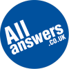 Allanswers.co.uk logo