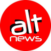 Altnews.in logo
