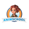 Animschool.com logo