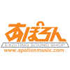 Apollonmusic.com logo