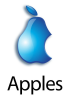 Apples.kz logo