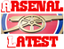 Arsenallatest.com logo