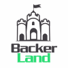 Backerland.com logo